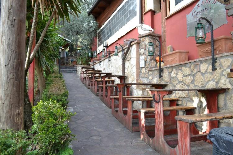 Anteprima giardinados - Pizzeria Il Ranch