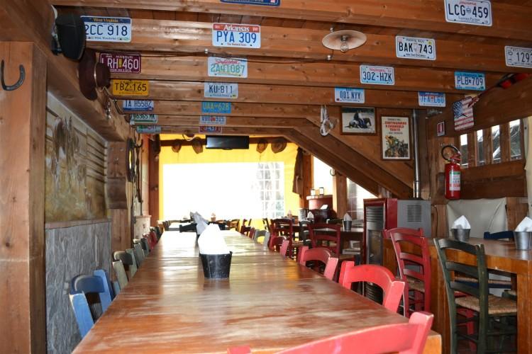 Sempre il Portigados n.2 - Pizzeria Il Ranch